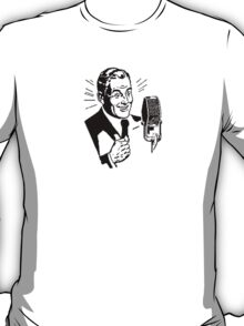 Retro Radio Host T-Shirt