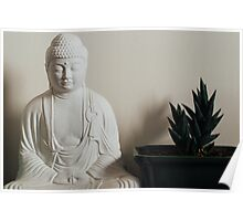 Buddha Meditation Relaxing Poster