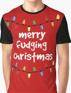 A Very Supernatural Christmas Graphic T-Shirt