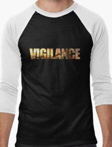 Vigilance Men's Baseball ¾ T-Shirt