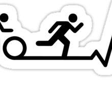 Tri Life Sticker