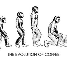 The Evolution Of Coffee by AltGrounds