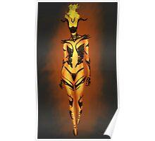 Flame Atronach Poster
