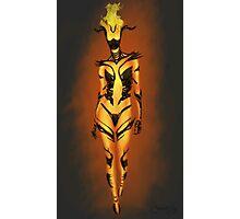 Flame Atronach Photographic Print