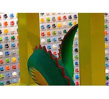 Legos Photographic Print