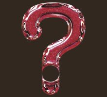 Question Mark #1 [Discount T-Shirt] by voGue