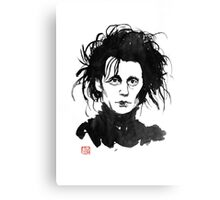 edward Canvas Print