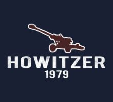 Howitzer 1979 - worn look by davewear