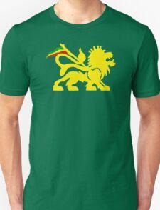 Reggae African Lion T-Shirt
