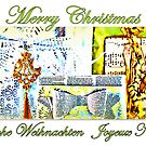 Merry Christmas ~ Frohe Weihnachten ~ Joyeux Noël  by ©The Creative  Minds