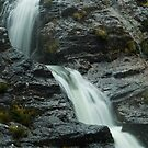 ROCK WATER FALL by andysax