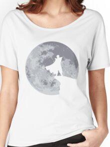 Moon Women's Relaxed Fit T-Shirt