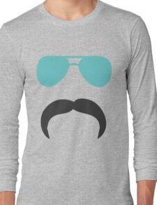 Aviators & Tash Long Sleeve T-Shirt