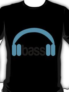 Bass Headphones T-Shirt