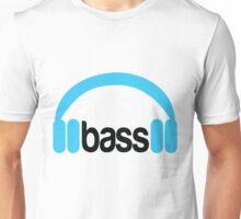 Bass Headphones Unisex T-Shirt