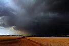 Wheatbelt Thunderstorm by EOS20
