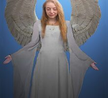Angelic Angel by Eric Kempson