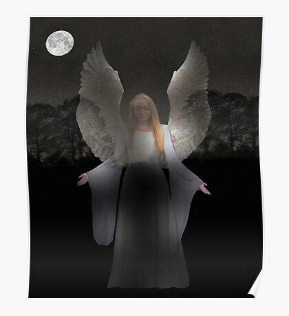 Spiritual Angel Poster