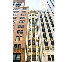 Heineman Building Photographic Print
