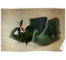 Christmas Shoes Poster
