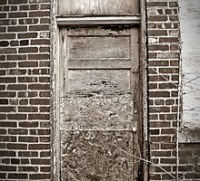 Door Of The Thin Man by Paul Lubaczewski
