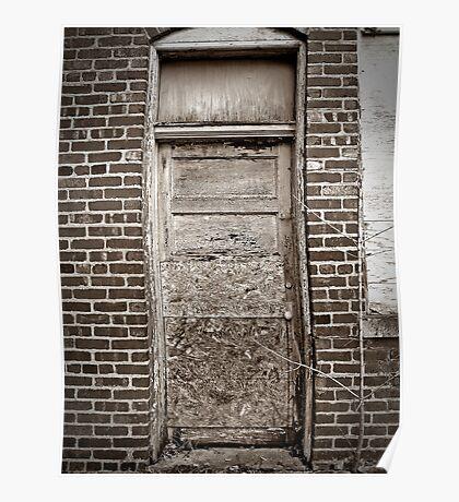Door Of The Thin Man Poster