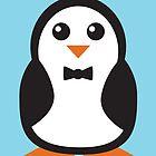 Penguin by Lauramazing