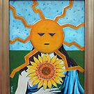 'THE SUN QUEEN' by Jerry Kirk