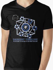 Darkest Timeline: The Game! Mens V-Neck T-Shirt