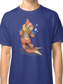 Cutout Buizel Classic T-Shirt