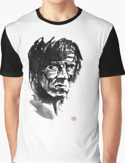 rambo Graphic T-Shirt