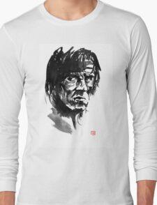 rambo Long Sleeve T-Shirt