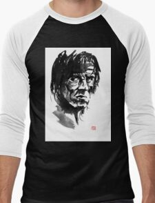 rambo Men's Baseball ¾ T-Shirt