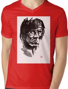 rambo Mens V-Neck T-Shirt