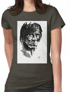 rambo Womens Fitted T-Shirt