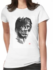 rambo Womens Fitted T-Shirt