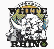 White Rhino by kushcoast