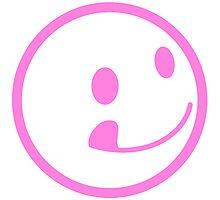 SMIL(E)Y Photographic Print