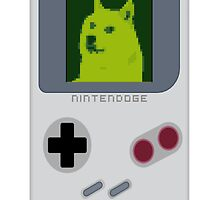 Nintendoge Phone Case by DopeDoge