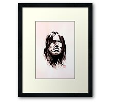 conan the barbarian Framed Print