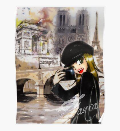 Paris my Way Poster