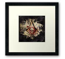 Assassin of the Caribbean Framed Print