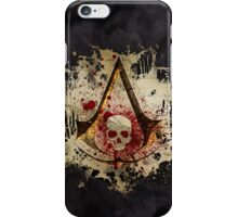 Assassin of the Caribbean iPhone Case/Skin