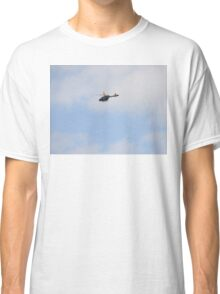 Police Helicopter Classic T-Shirt