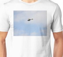 Police Helicopter Unisex T-Shirt