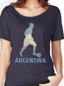 Argentina Women's Relaxed Fit T-Shirt