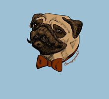 Do you like my Pugstache? Unisex T-Shirt