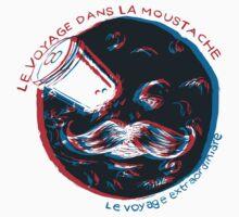 Voyage dans la Moustache Kids Clothes