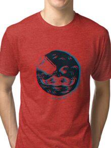 Voyage dans la Moustache Tri-blend T-Shirt