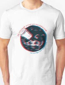 Voyage dans la Moustache T-Shirt